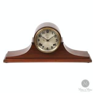 """Pequegnat """"Supreme"""" Mantle Clock"""
