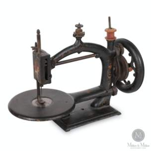 Guelph Sewing Machine Co. Sewing Machine