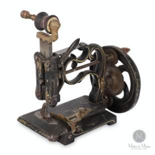Charles Raymond, Guelph Sewing Machine