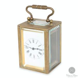 Black, Starr & Frost, Miniature Carriage Clock