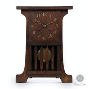 """Pequegnat """"Belleville"""" Mantle Clock"""