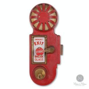 Best 'Model B' Emergency Exit Door Lock Alarm