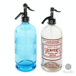 J.H Bryant & Coca-Cola Seltzer Bottles