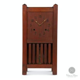 """Pequegnat """"Tokio"""" Mantle Clock"""