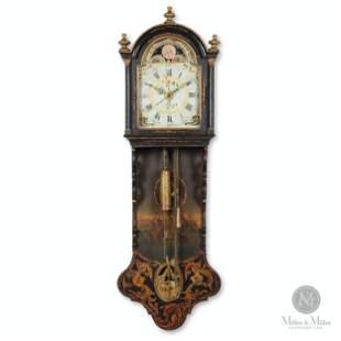 Frisian Staart Klok Wall Clock