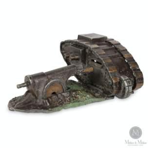 Tank Bank Toy