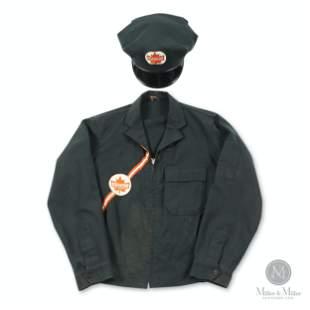 Supertest Service Attendant Uniform