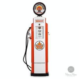 Bennett 541 Supertest Gas Pump