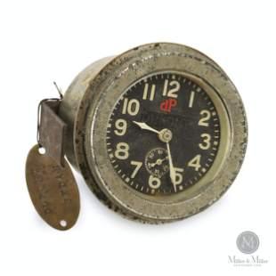1920s DuPont Automobile Accessory Clock