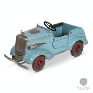 "Tri-Ang ""Sports"" Model Pedal Car"