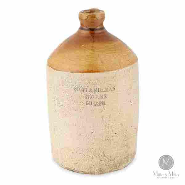 Scott & Millman, Guelph 1/2 Gallon Jug