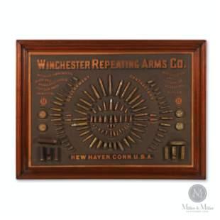 Winchester 1884 Cartridge Board