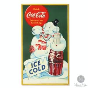 Coca-Cola Cardboard Poster