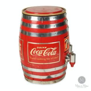 Coca-Cola Soda Fountain Keg Dispenser