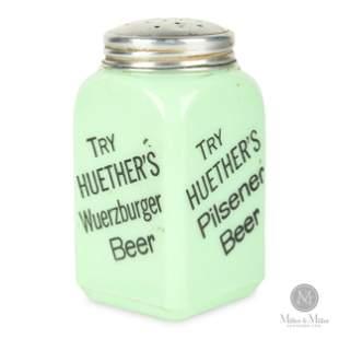 Huether's Brewery Jadeite Shaker
