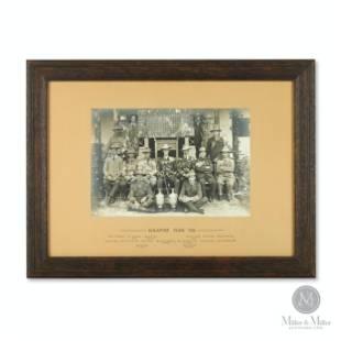 1926 Kolapore Military Rifle Team Photograph