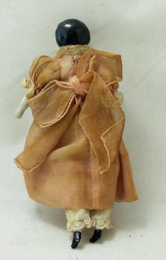 Antique China head doll - 3
