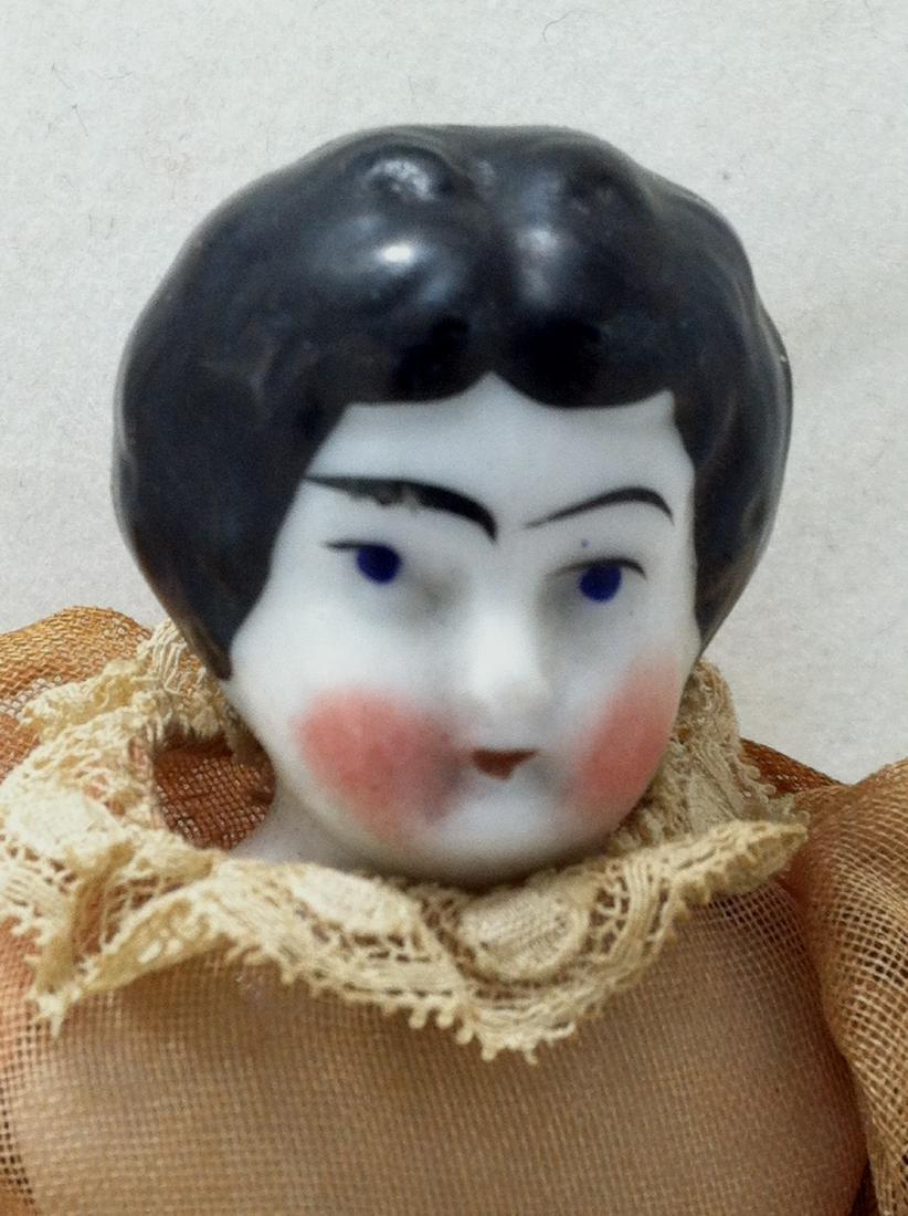 Antique China head doll - 6
