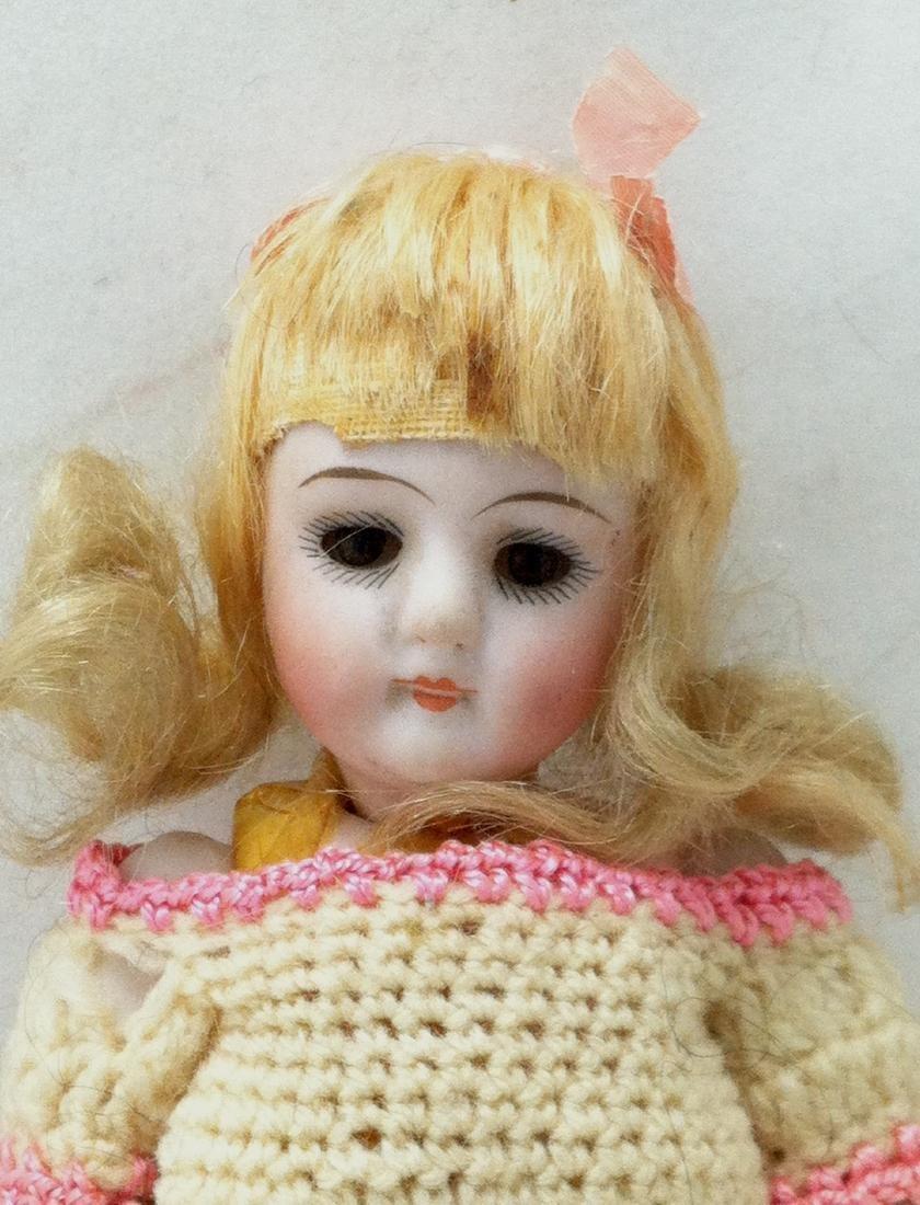 Bisque Doll w Bisque Body - 2