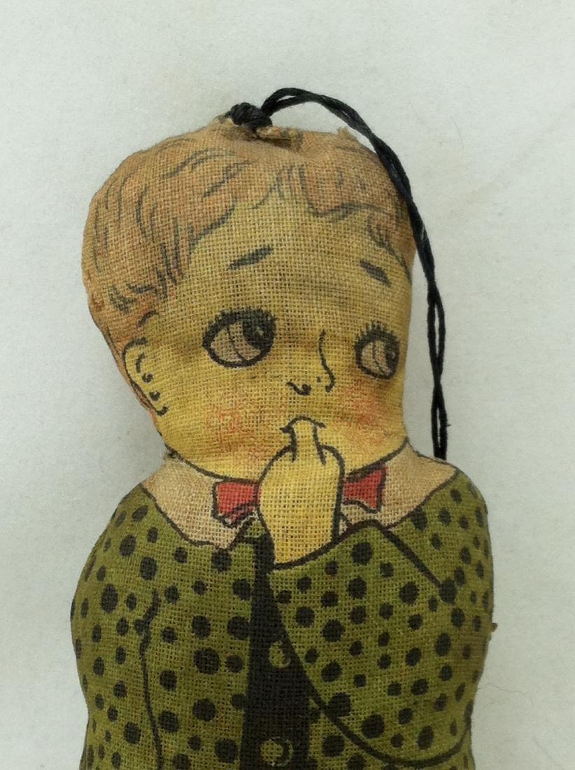 20's Cloth Body Boy Doll Cartoon Character? - 2