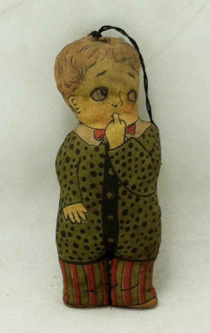 20's Cloth Body Boy Doll Cartoon Character? - 4