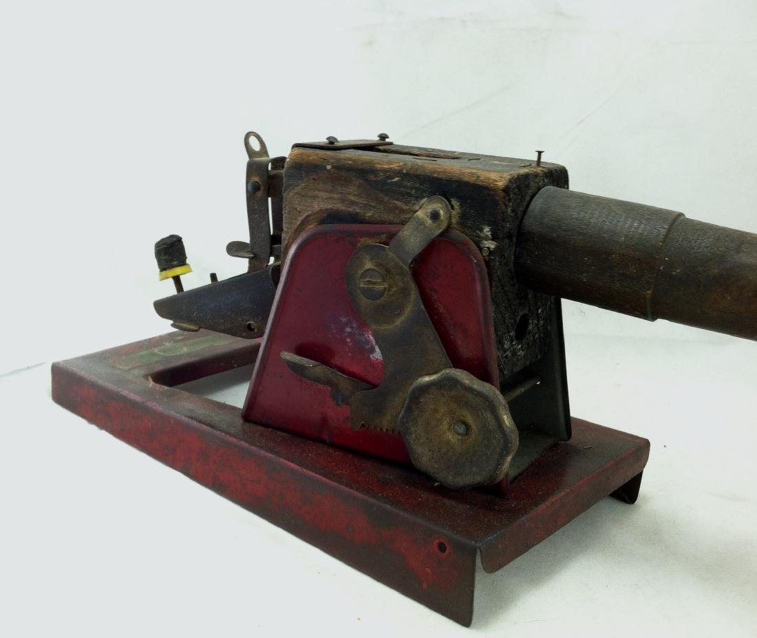 1930's Big Bertha Cannon by Baldwin - 10
