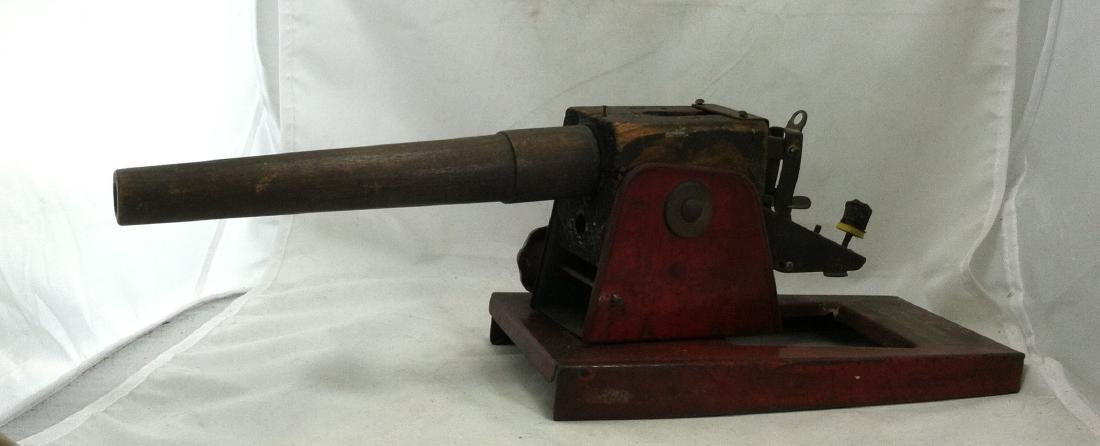 1930's Big Bertha Cannon by Baldwin - 6