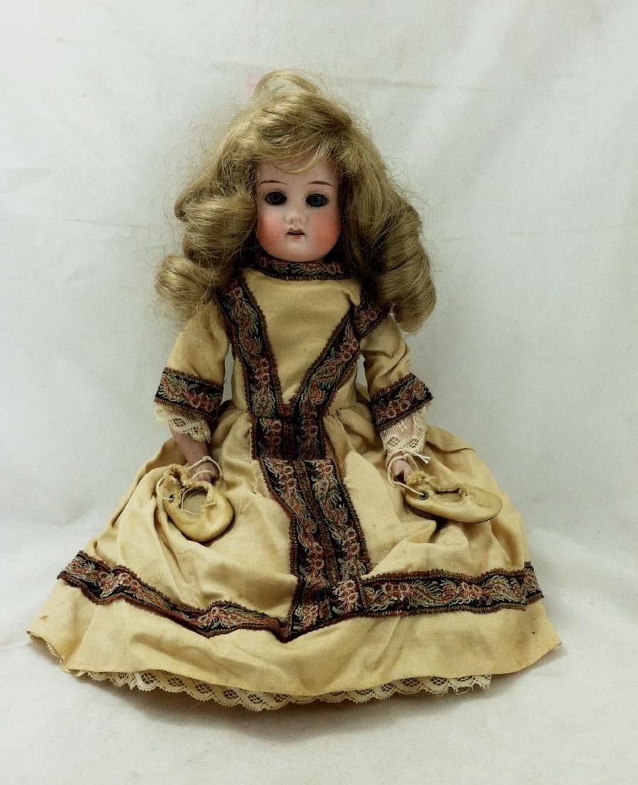"Antique German Bisque Doll ""Lissy"""