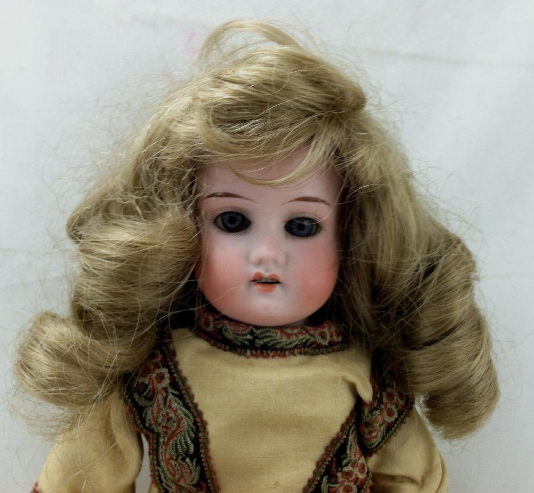 "Antique German Bisque Doll ""Lissy"" - 2"