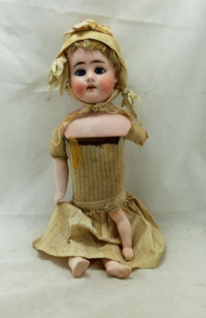 Early Heinrich Handwerck Doll. Needs Resoration