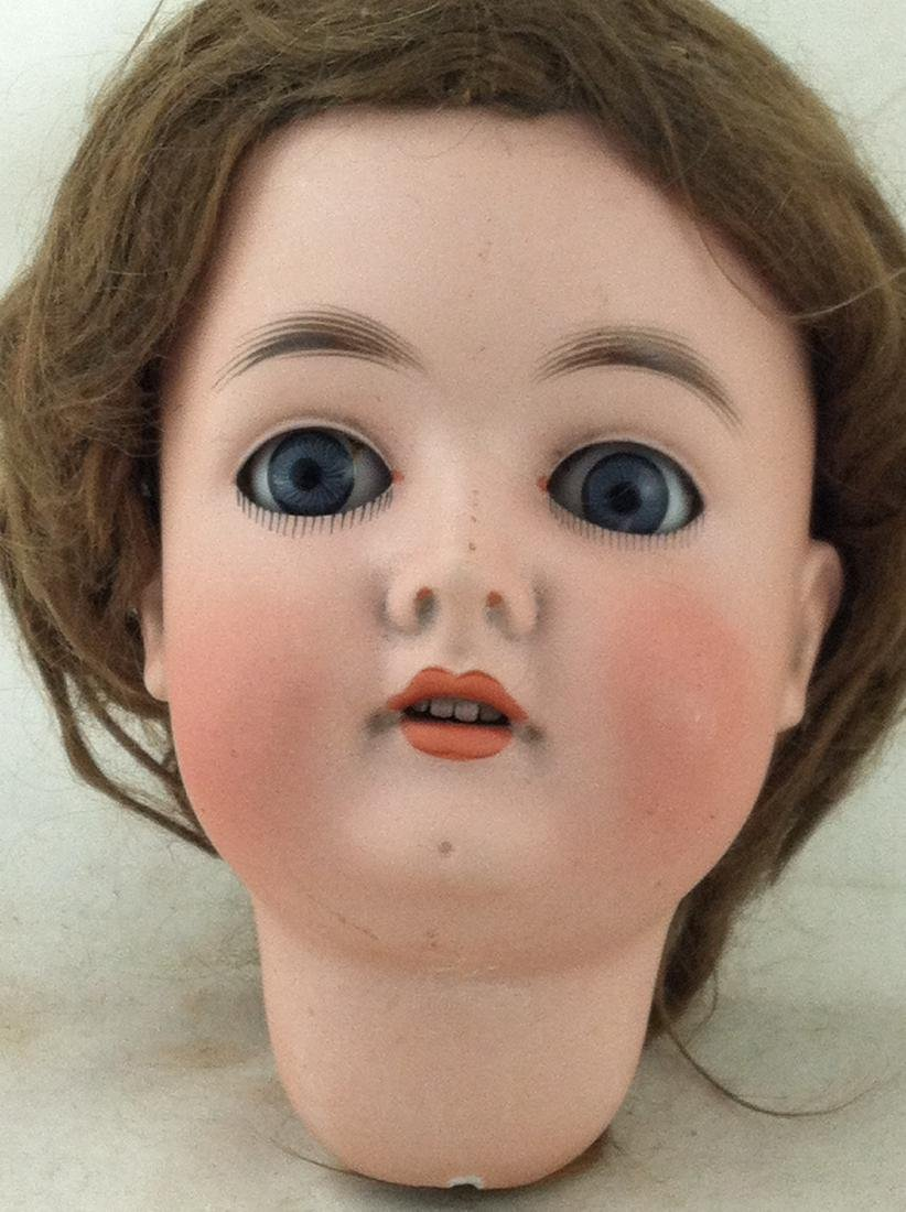 "24"" Bisque Head Queen Louise Doll - 5"