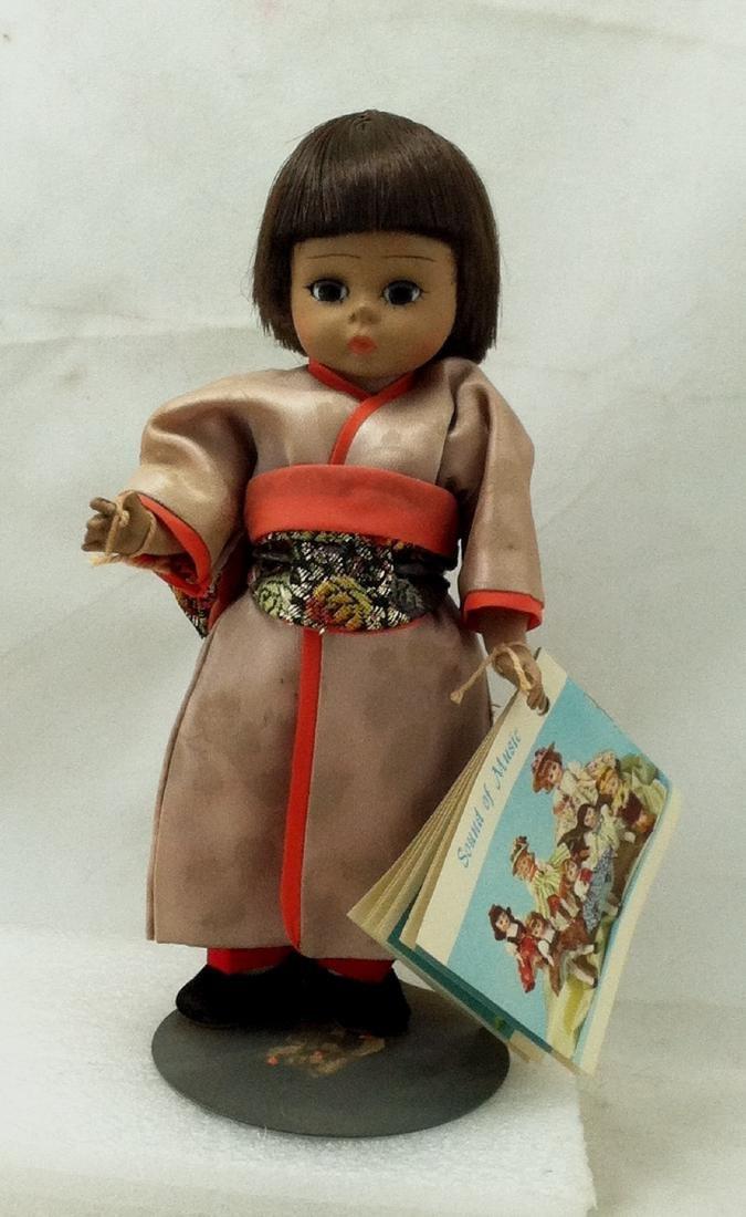 Madame Alexander International Doll