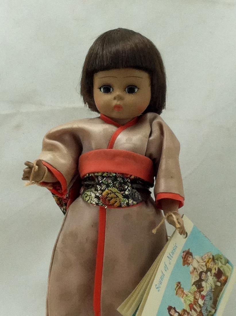 Madame Alexander International Doll - 2