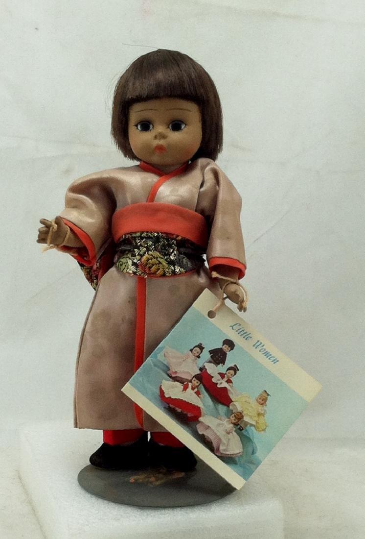Madame Alexander International Doll - 7