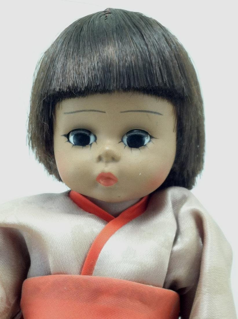 Madame Alexander International Doll - 8