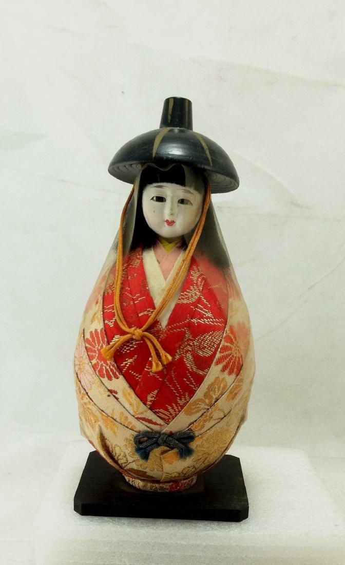 2 Japanese Costume Character Dolls - 2