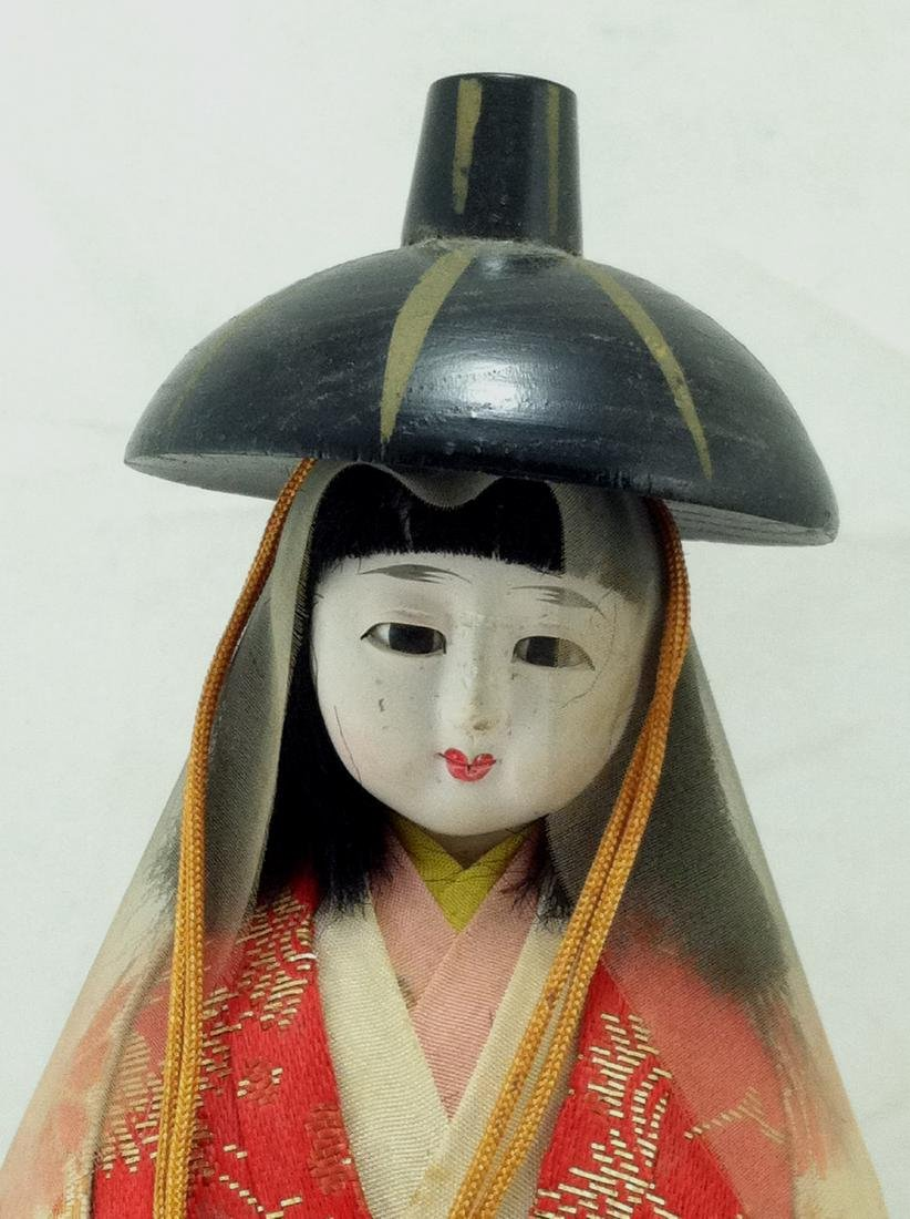 2 Japanese Costume Character Dolls - 3