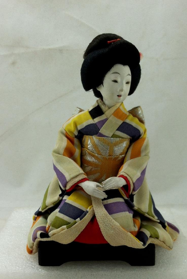 2 Japanese Costume Character Dolls - 6
