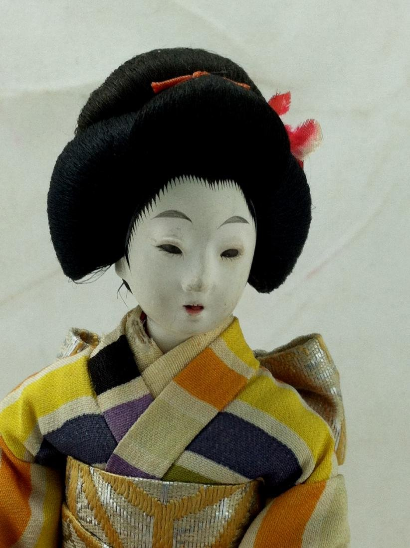 2 Japanese Costume Character Dolls - 7