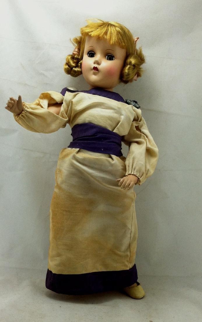 Hard Plastic Doll by R&B