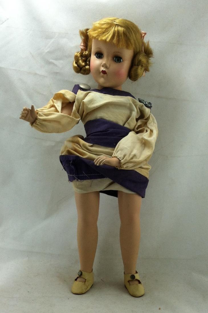 Hard Plastic Doll by R&B - 4