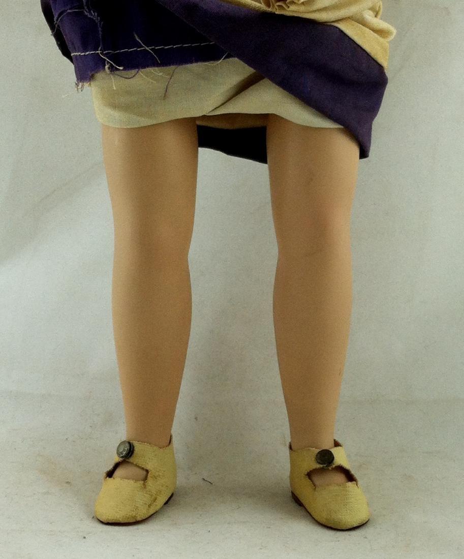 Hard Plastic Doll by R&B - 5