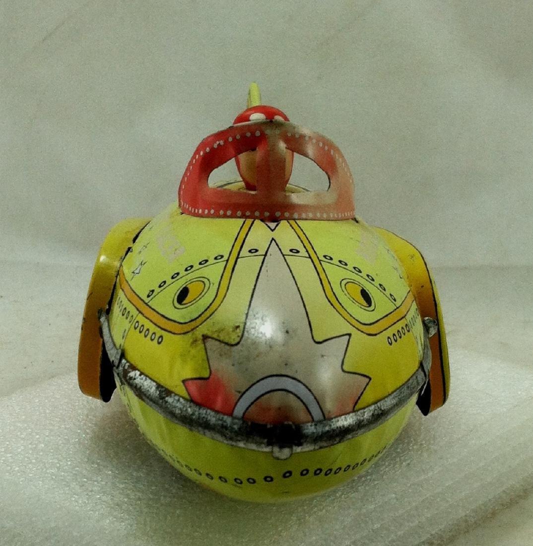 Vtg. Rocket Racer Fristion Toy - 2