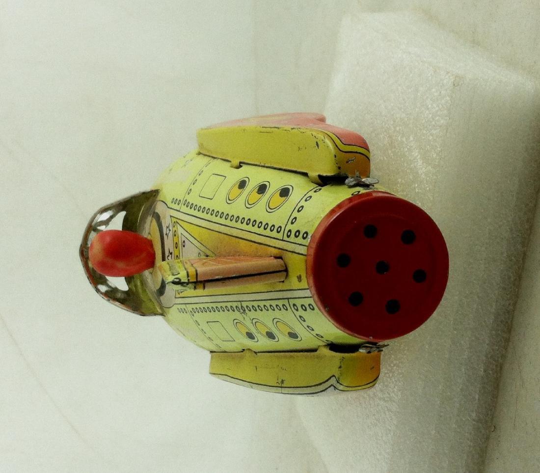 Vtg. Rocket Racer Fristion Toy - 6