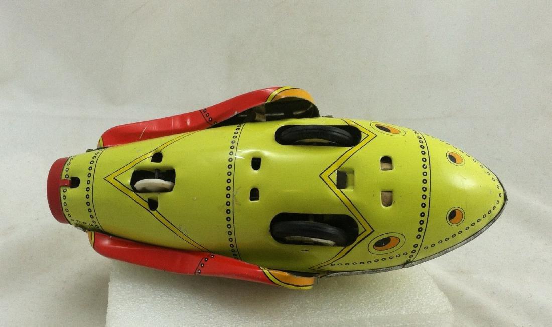 Vtg. Rocket Racer Fristion Toy - 8