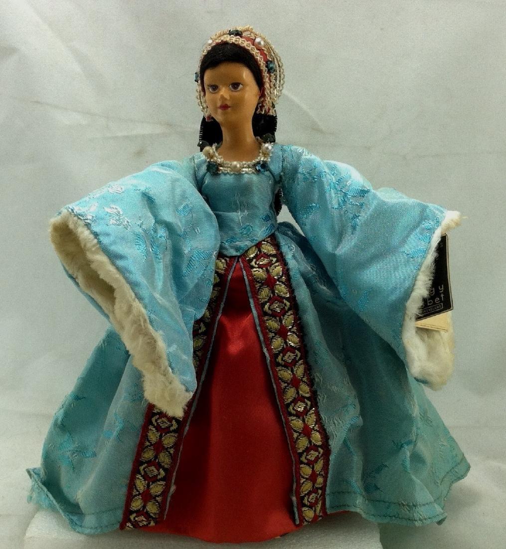 Anne Bolyn Costume Doll by Peggey Nesbit