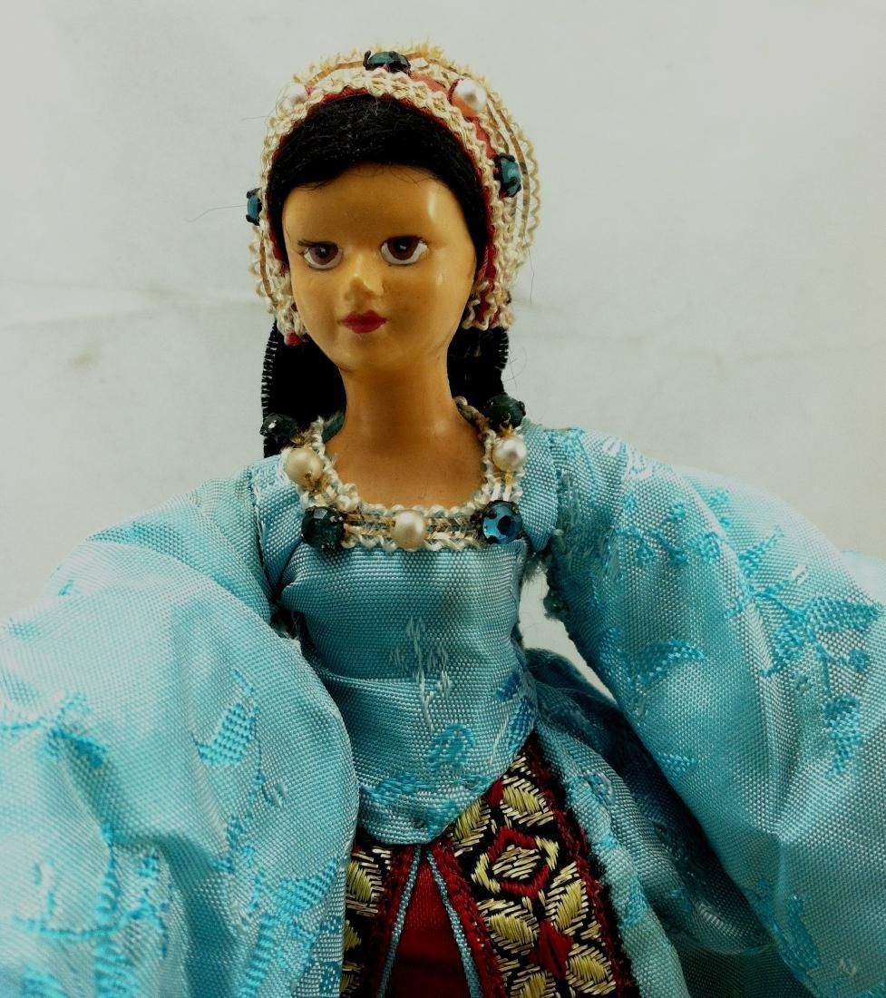 Anne Bolyn Costume Doll by Peggey Nesbit - 2
