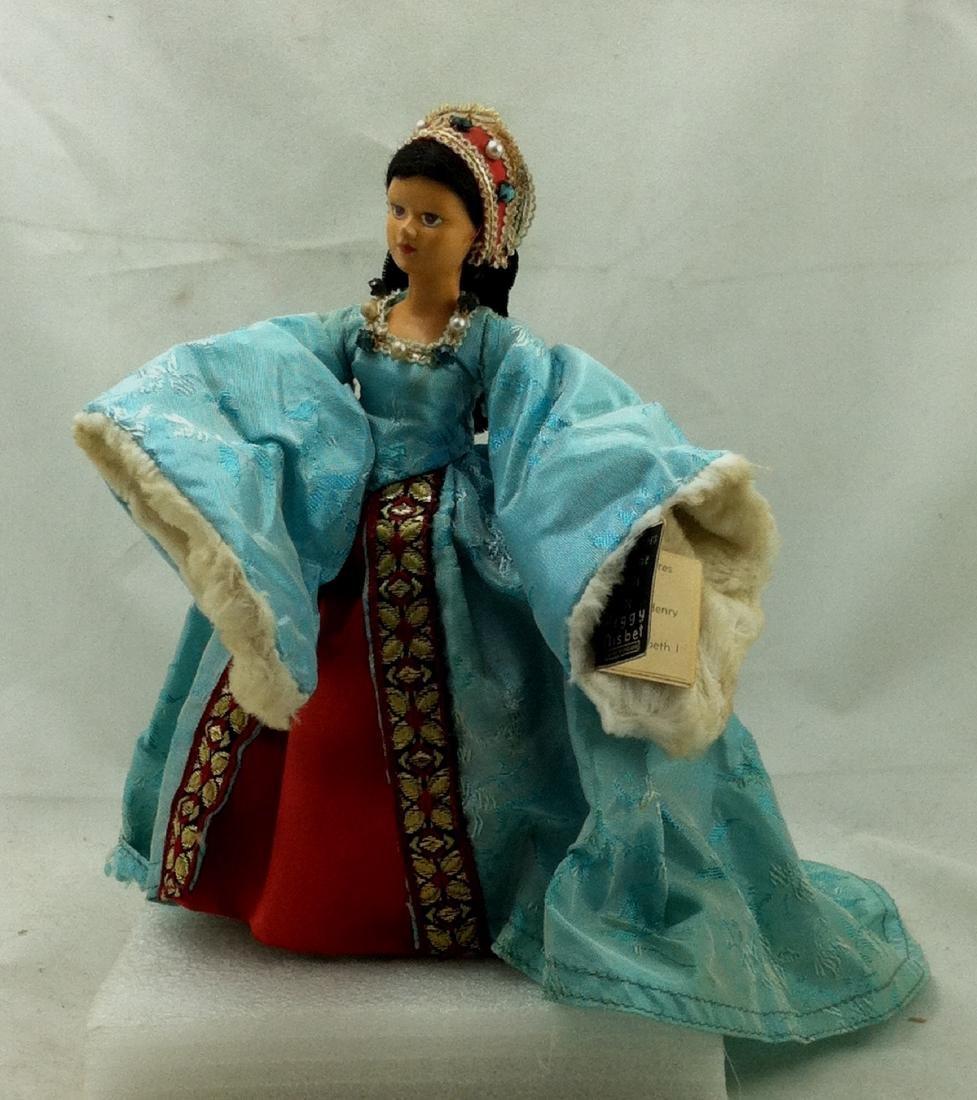Anne Bolyn Costume Doll by Peggey Nesbit - 7
