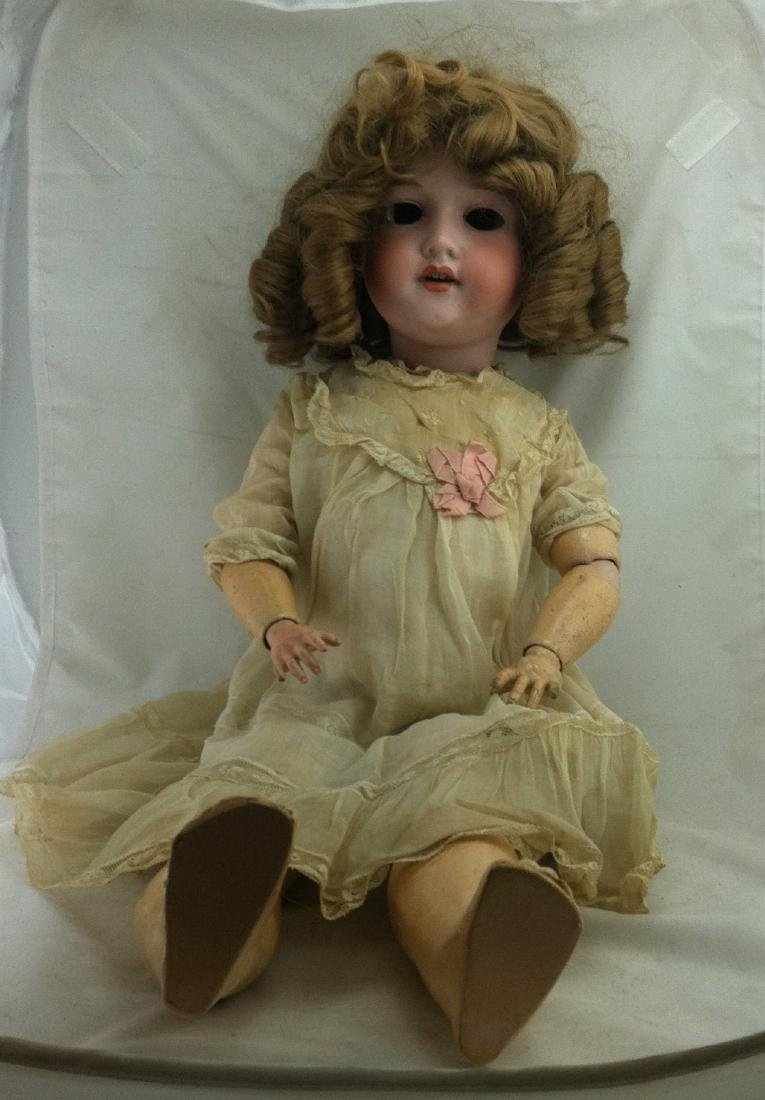 """Fully Jointed AM Doll 24"""""""