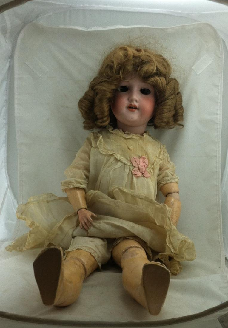 """Fully Jointed AM Doll 24"""" - 6"""